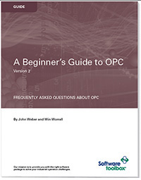 A Beginners Guide to OPC Document Cover
