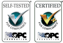 OmniServer is OPC Lab Certified and Self-Tested